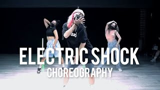 f(x) 에프엑스 'Electric Shock'   Rose Chou Choreography