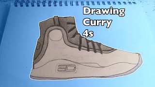 How To Draw Curry 4s