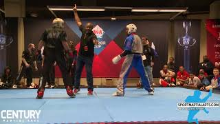 Jack Felton vs Avery Plowden |  2018 AKA Warrior Cup | Team Fighting Finals Round 3