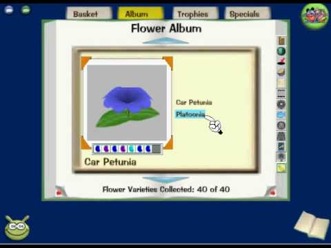 All toontown gardening combos statue combos doovi for Toontown fishing guide