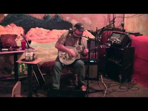Texas Blues - LIVE - Pat O'Bryan