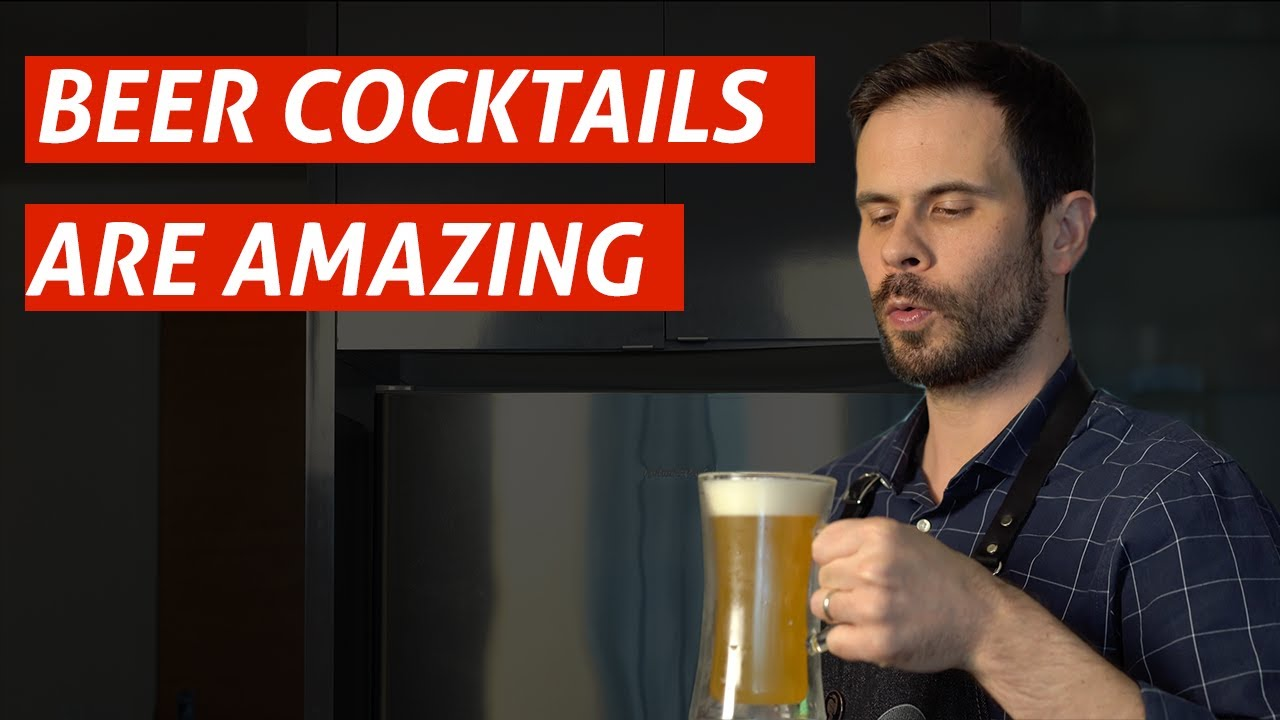 3 Beer Cocktails That Are Simple and Delicious