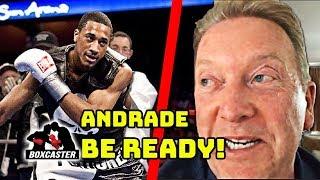 Frank Warren on Billy Joe Saunders vs. Demetrius Andrade, George Groves and More! | Part 2