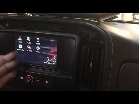 2014 - 2018 Chevy MyLink with CarPlay and Android Auto 7