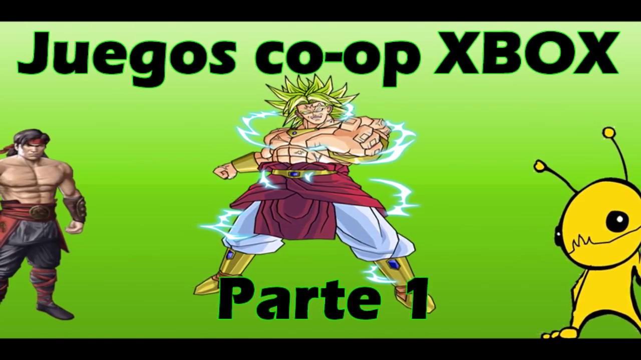 Juegos Cooperativos Xbox Clasico Youtube