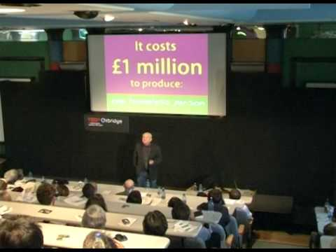The Near Illusory Gap Between Rich and Poor: John Bird at TEDxOxbridge
