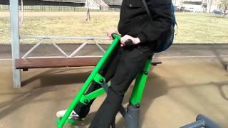 Необычный спортивный инвентарь(Это видео о том, что можно найти на улицах города :), 2015-04-11T11:08:53.000Z)