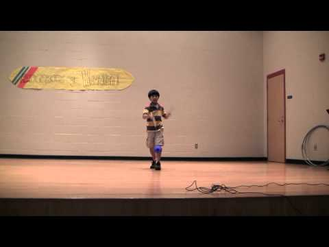 chinese yoyo talent show_扯鈴_2011_0607