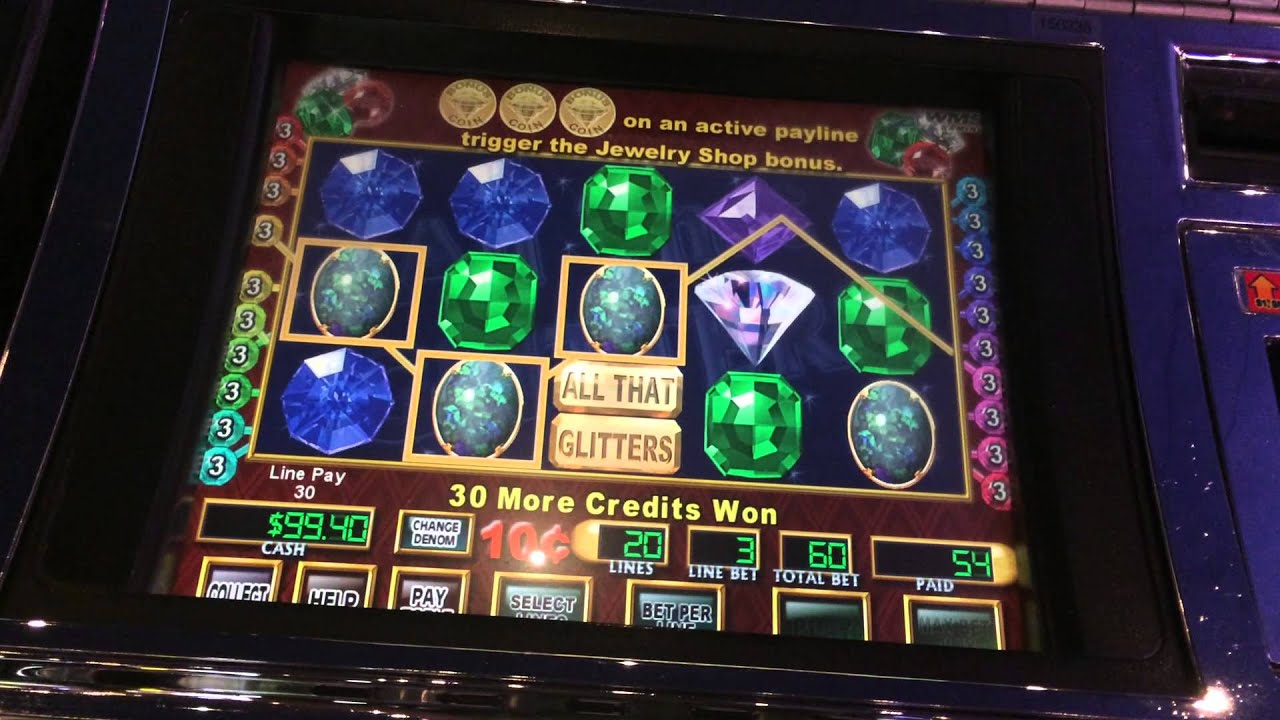 All That Glitters Slot