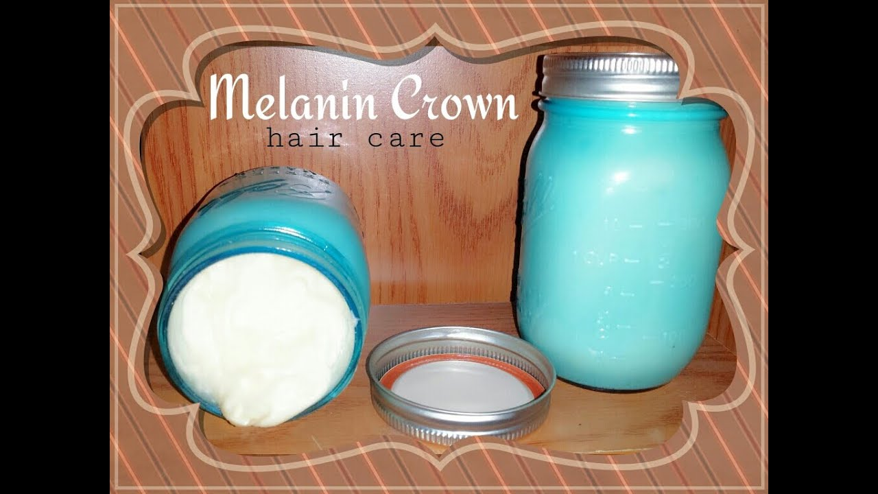 How to make cream for natural hair