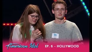 Catie & Zack: A MATCH Made In Heaven! Will They Stick Together? | American Idol 2018