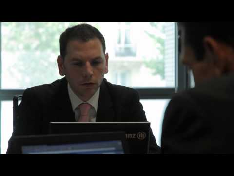 Conseiller Prévoyance Santé - Vidéo Métier - Allianz