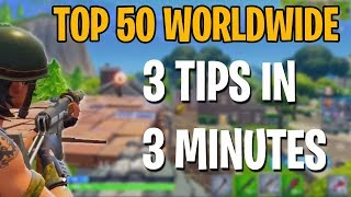 AIM TIPS FROM A PRO - HOW TO AIM BETTER FORTNITE TIPS
