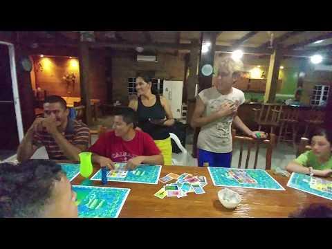 """Jugando """"Loteria""""con la plaga. Parte 1/3. 5to dia en Guatemala. Parte 86/87"""