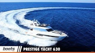 Prestige Yacht 630: First Look Video Sponsored by United Marine Underwriters