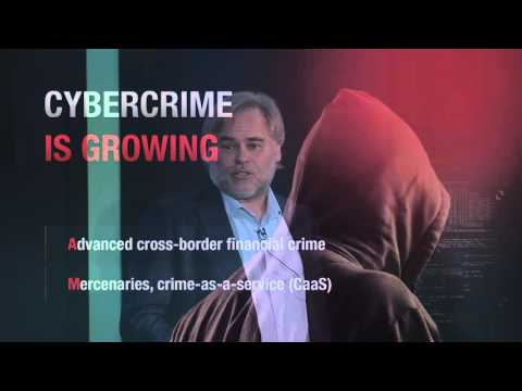 IFGS2016 Keynote: Cyber and Financial Crime with Eugene Kaspersky