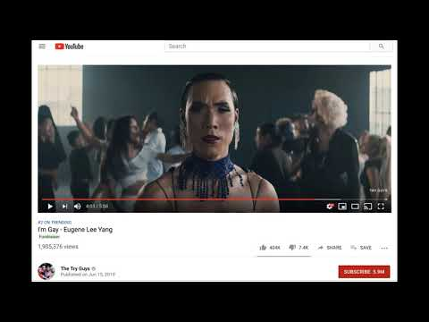 A Call For An Uprising Talks About The Situation Of Eugene Lee Yang (Im Gay)