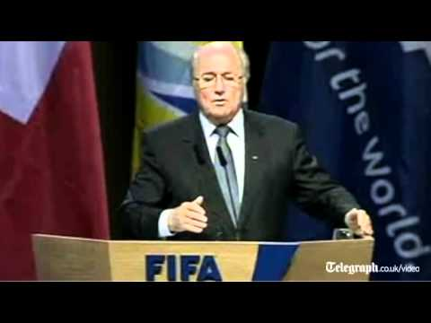 Sepp Blatter calls for World Cup selection reform