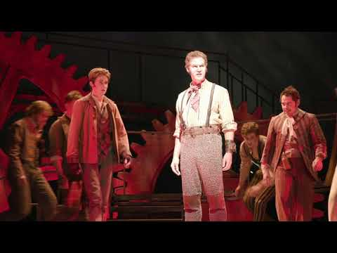 Sweeney Todd Intro at Pioneer Theatre Company