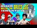 Aksi Kacer Bruce Lee  Mp3 - Mp4 Download
