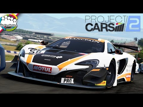 PROJECT CARS 2 - McLaren 650S GT3 @ Red Bull Ring - Project CARS 2 Multiplayer