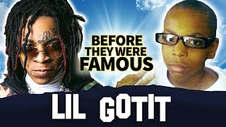 Lil Gotit | Before They Were Famous | Lil Keed's Brother | Biography