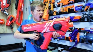 Payback Time Finds Another New Blaster to Defeat Drift, The Nerf Perses