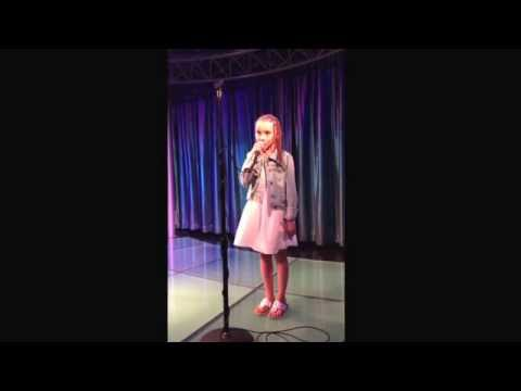 "Espy's Caribbean karaoke - ""Love Story"""