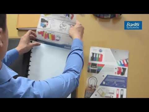 Bantex Display Book Refillable