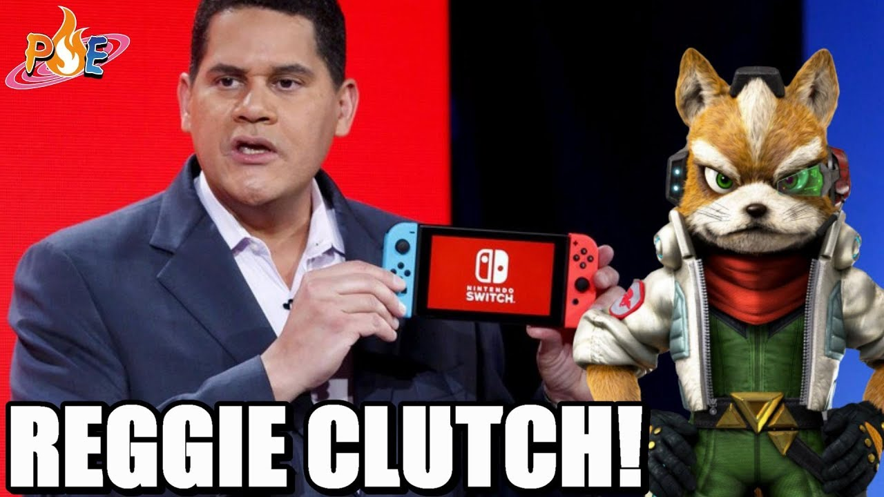 Reggie Give us Mother 3, How About Starfox!? & Sakurai on Smash Bros   Ultimate! | PE NewZ