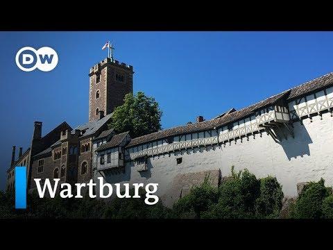 #360Video: Wartburg in Eisenach | DW Reise