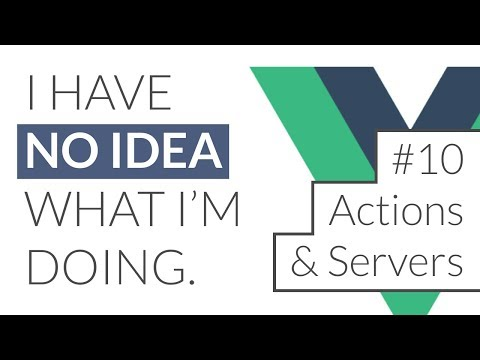 IHNIWID S1 • E10 - Vuex Actions with JSON Server - YouTube