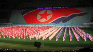 North Korea 2011 Mass Games highlights with English subtitles (1 of 2)