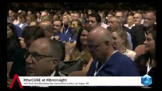Day 1 Keynote - IBM Insight 2014 - theCUBE
