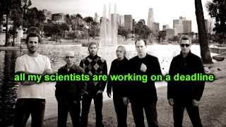 Atomic Garden - Bad Religion - (HD) Lyrics on screen