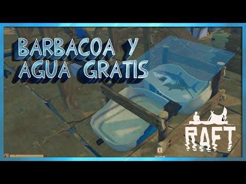 RAFT *JUEGO COMPLETO 2018*  PARRILLA Y AGUA GRATIS - FloGar O.O