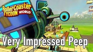 RollerCoaster Tycoon World - PC - VIP (English Trailer)