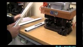 Оборудование и профиль для изготовления конструкций из серии С640(http://alumark.tbm.ru Компания ТБМ предлагает систему алюминиевых профилей для «холодного» остекления балконов,..., 2013-05-15T13:50:48.000Z)