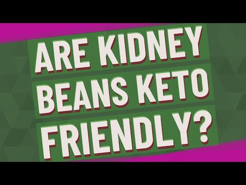 are-kidney-beans-keto-friendly?