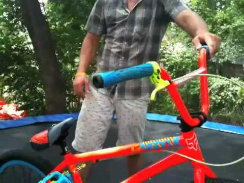 Aaron Ross Bike Check Youtube