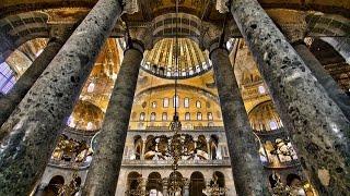«Моя Турция». Экскурсия по Стамбулу: Собор святой Софии | Zemexpert(Подписаться на канал: https://www.youtube.com/user/zemexpgroup?sub_confirmation=1 Наш сайт: http://www.zemexpert.com Вконтакте: ..., 2015-12-11T23:13:04.000Z)