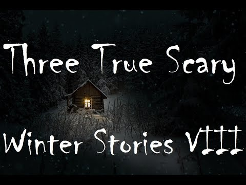 Three True Scary Winter Stories VIII