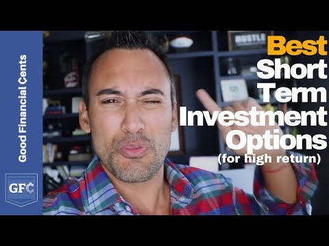Best Short-Term Investment Options (for high return 🚀)
