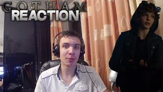 "Reaction | 6 эпизод 2 сезона ""Gotham/Готэм"""