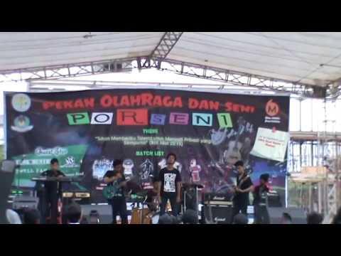 Chameleon - Negeri ilusi (Part 2) at BUDI MURNI 1 Medan [03 February 2015]