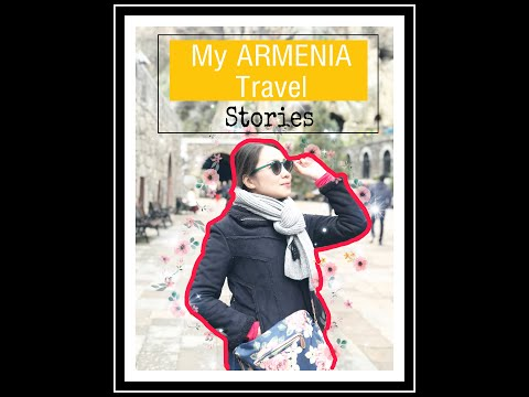 ARMENIA TOUR DAY 1 | SIMPLYRUBI