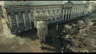 les misérables 2012 look down beggars full scene hq