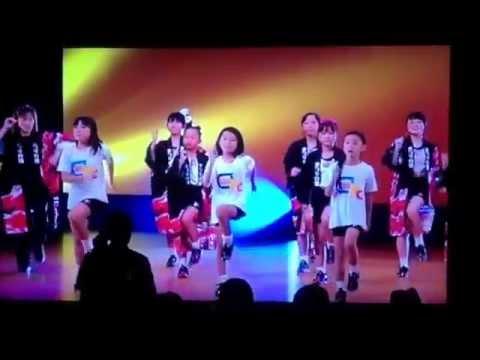 Yukuhashi matsuri dance w/ Chisato