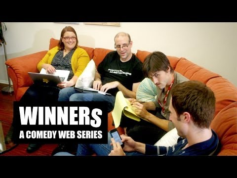"WINNERS Ep. 10 ""Texter"" - Comedy Web Series"