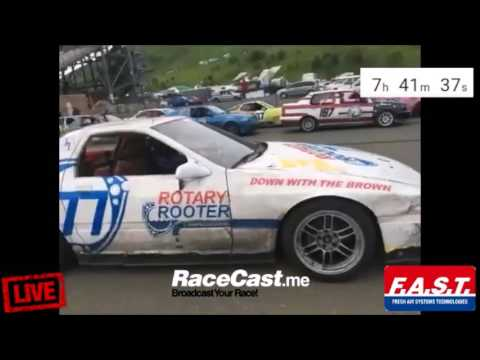 24 Hours of LeMons - Sonoma Raceway Highlights from RaceCast.me livecast